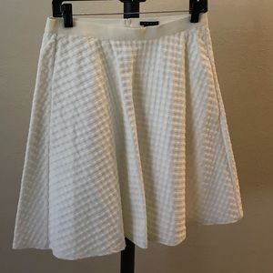 Theory brand a-line skirt